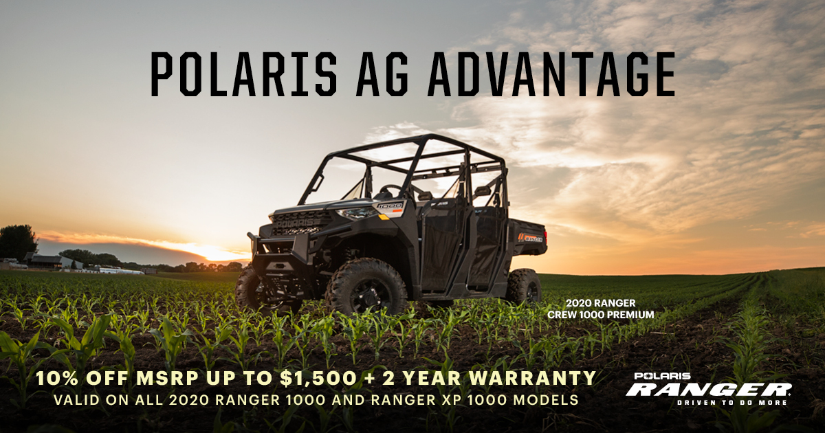 POLARIS AD ADVANTAGE