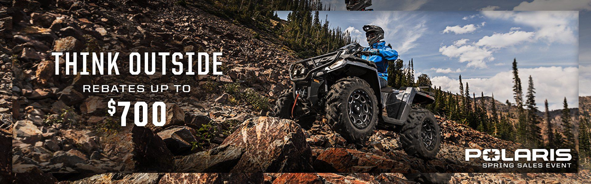 Polaris ATV Spring Sales Event