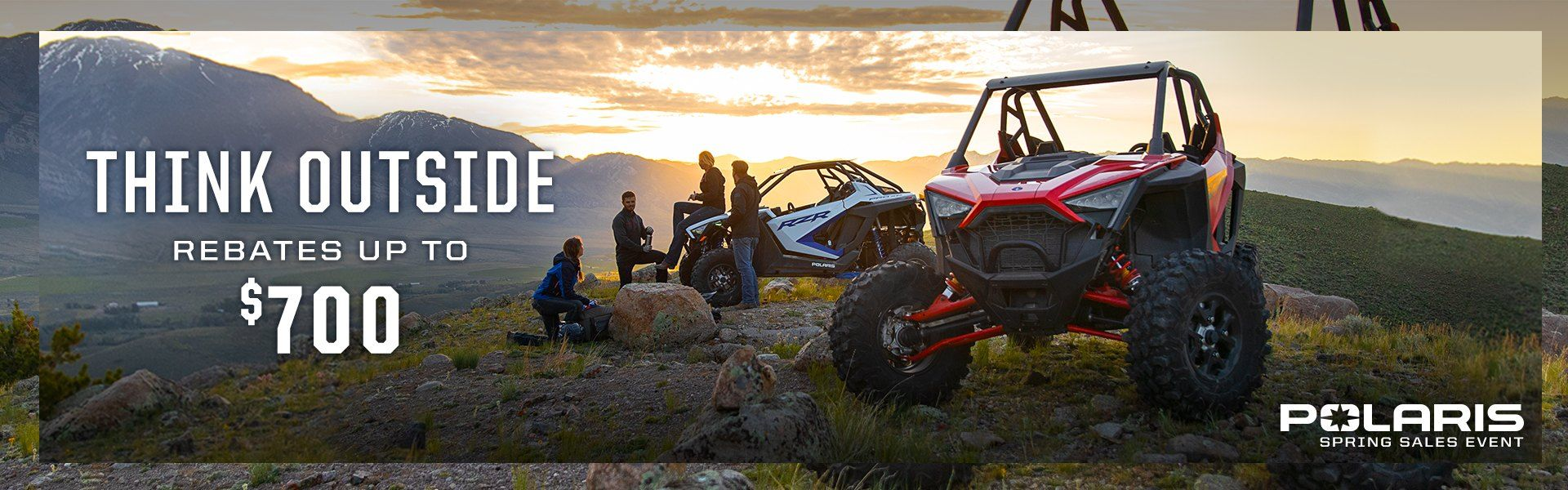 Polaris RZR Spring Sales Event